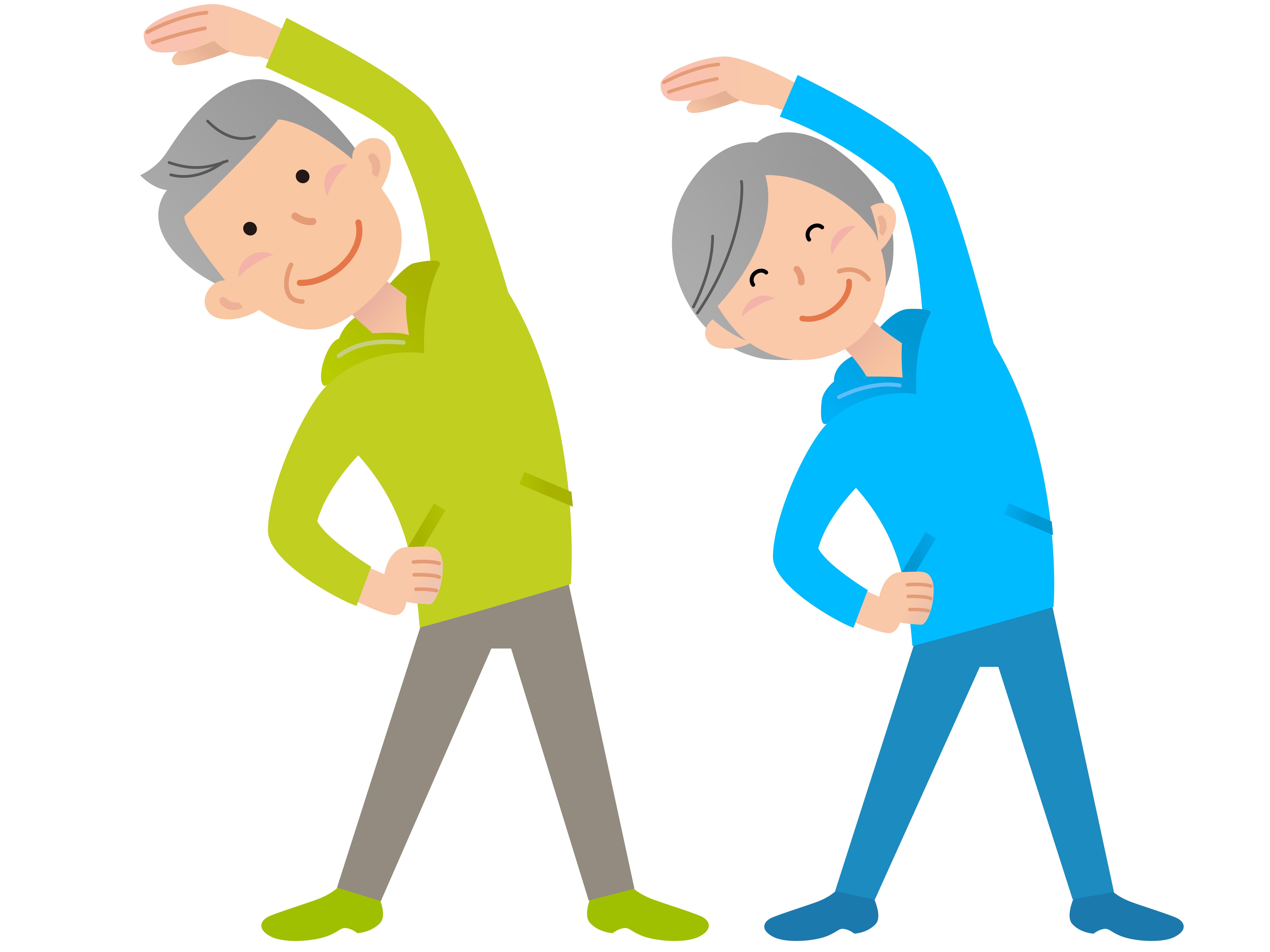 認知症の予防に運動は効果があるのか