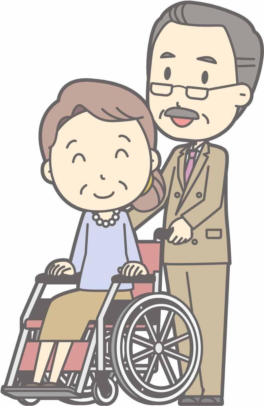老老介護の良い点と最低条件