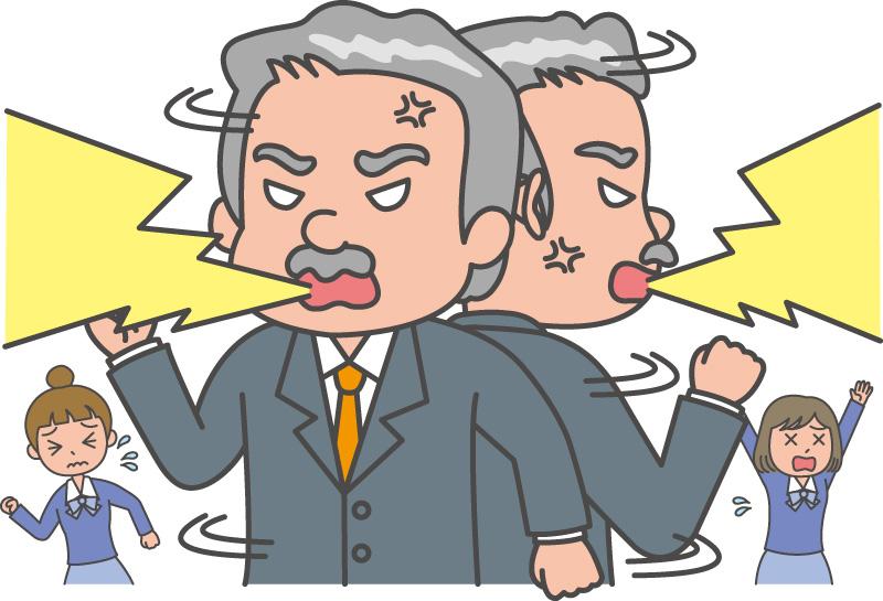 認知症による暴言は職員の対応の仕方により変わる