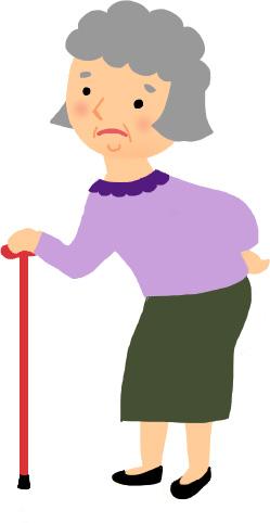 認知症の祖母の徘徊(横浜から伊東へ)と暴言、暴力について