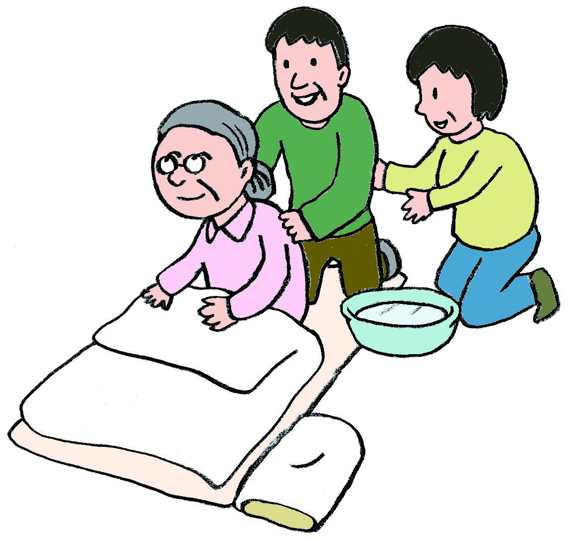 認知症高齢者の在宅介護で一番大切な事と注意点