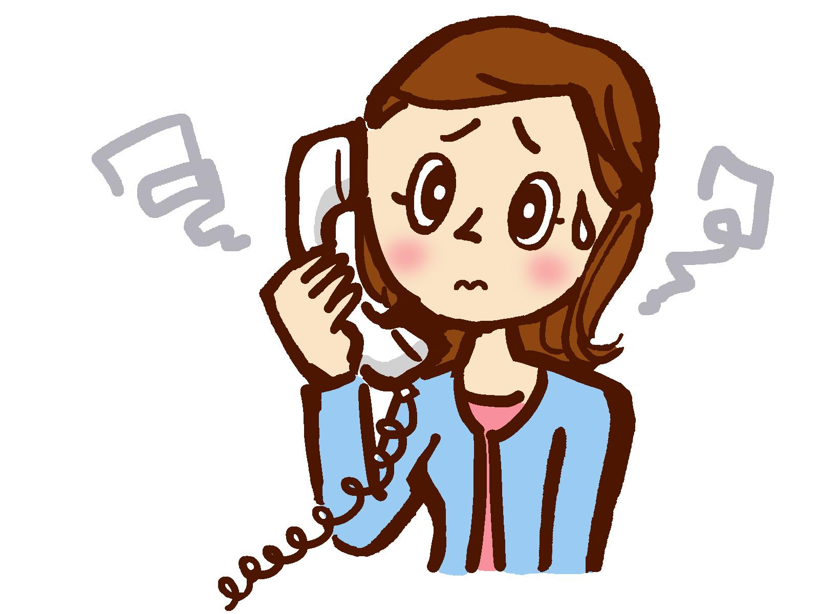 [認知症介護]物盗られ妄想、迷惑電話を解決した方法(実例)