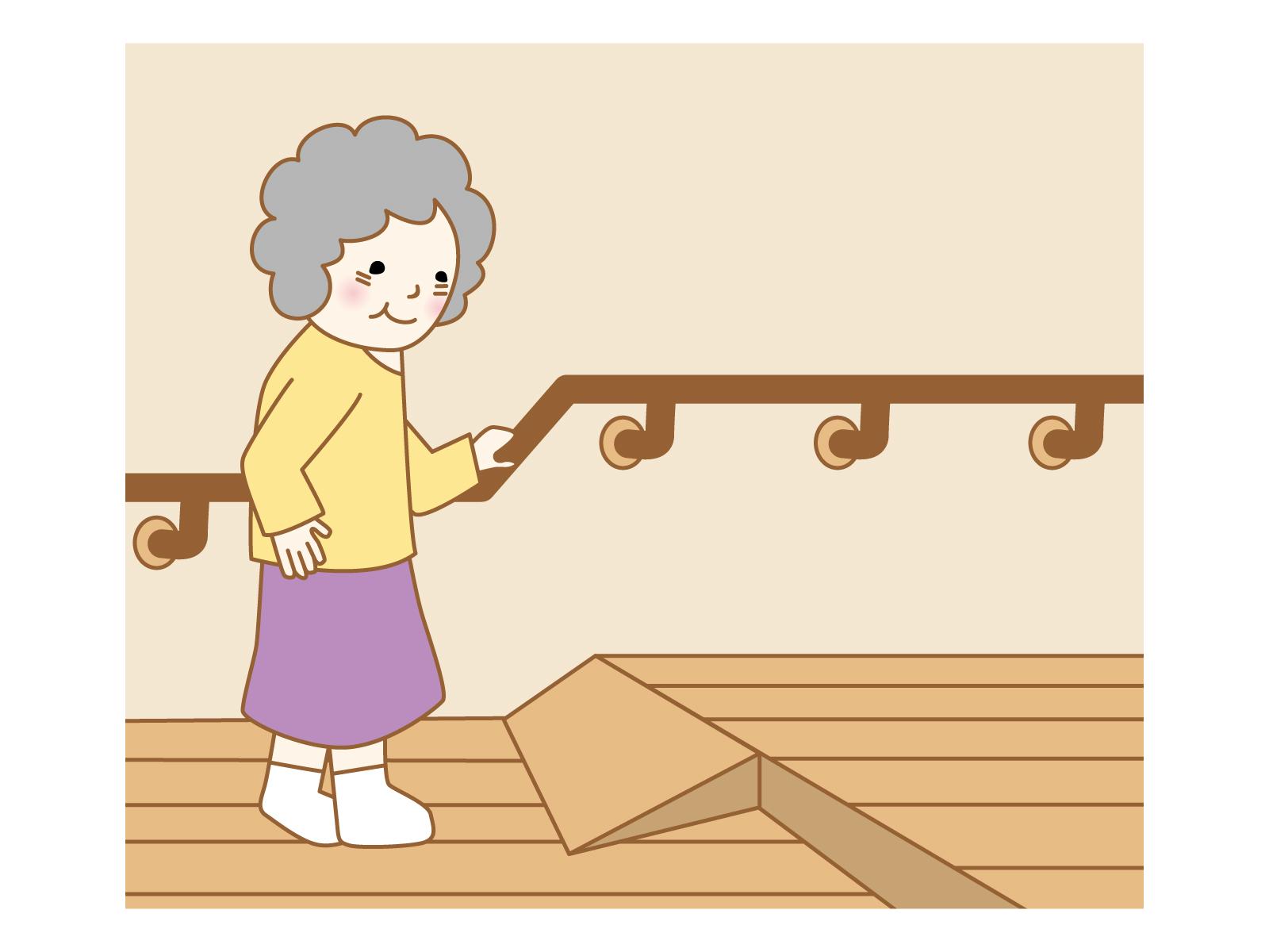 認知症高齢者に合った住宅改修の実施で周辺症状が改善