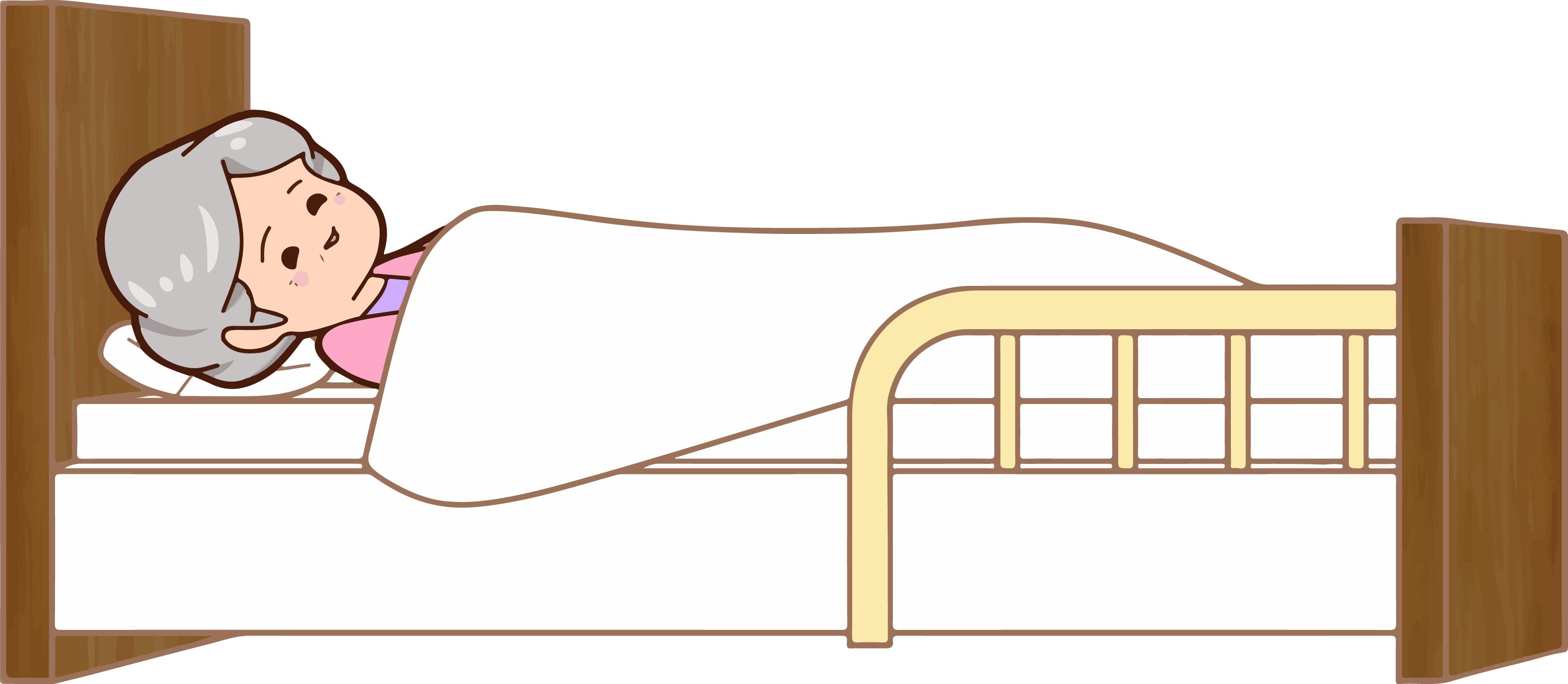 認知症高齢者へのアロマテラピーの実践で睡眠時間が長くなる