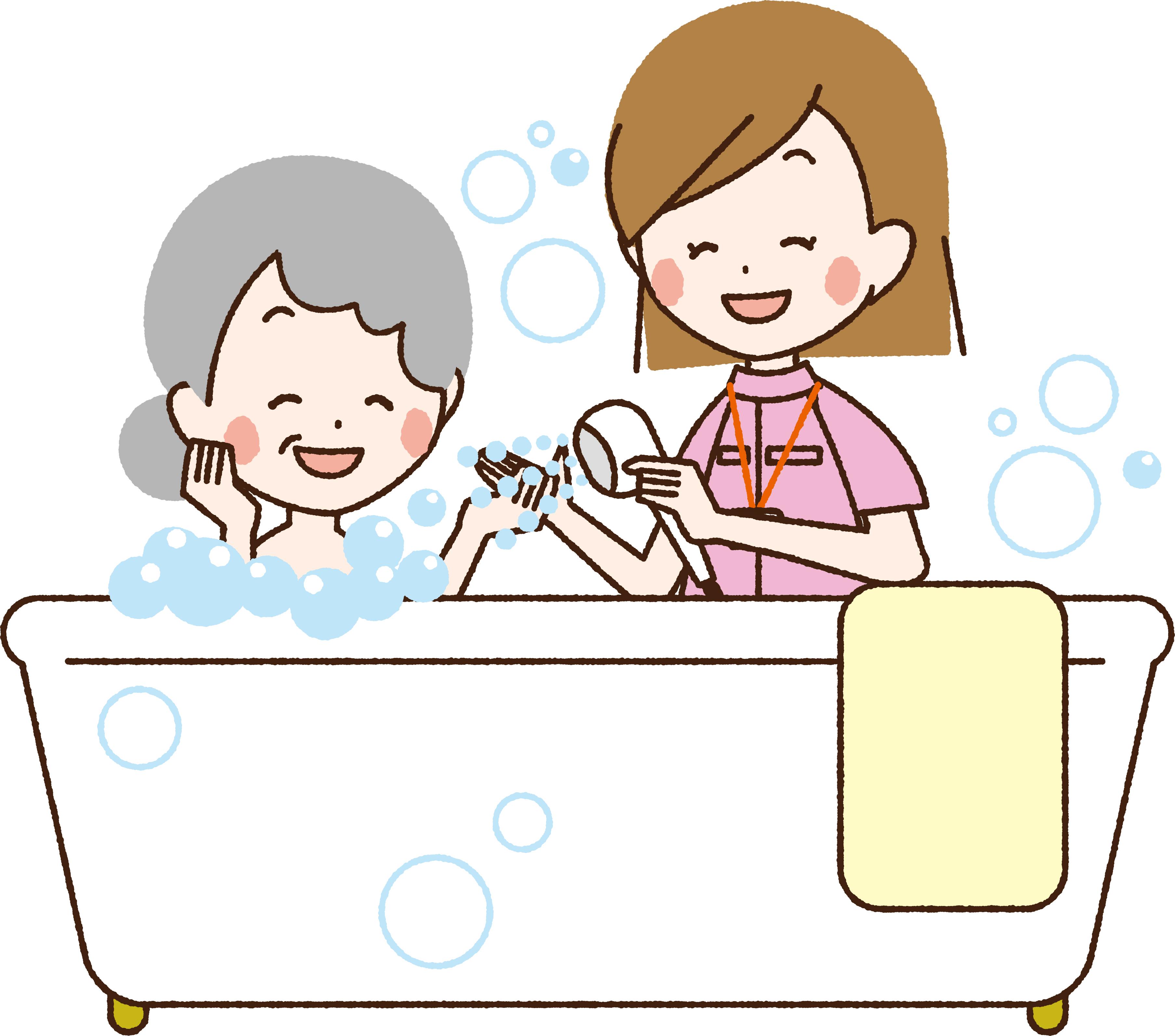 介護のプロはどのように入浴拒否の認知症の人に対応しているか