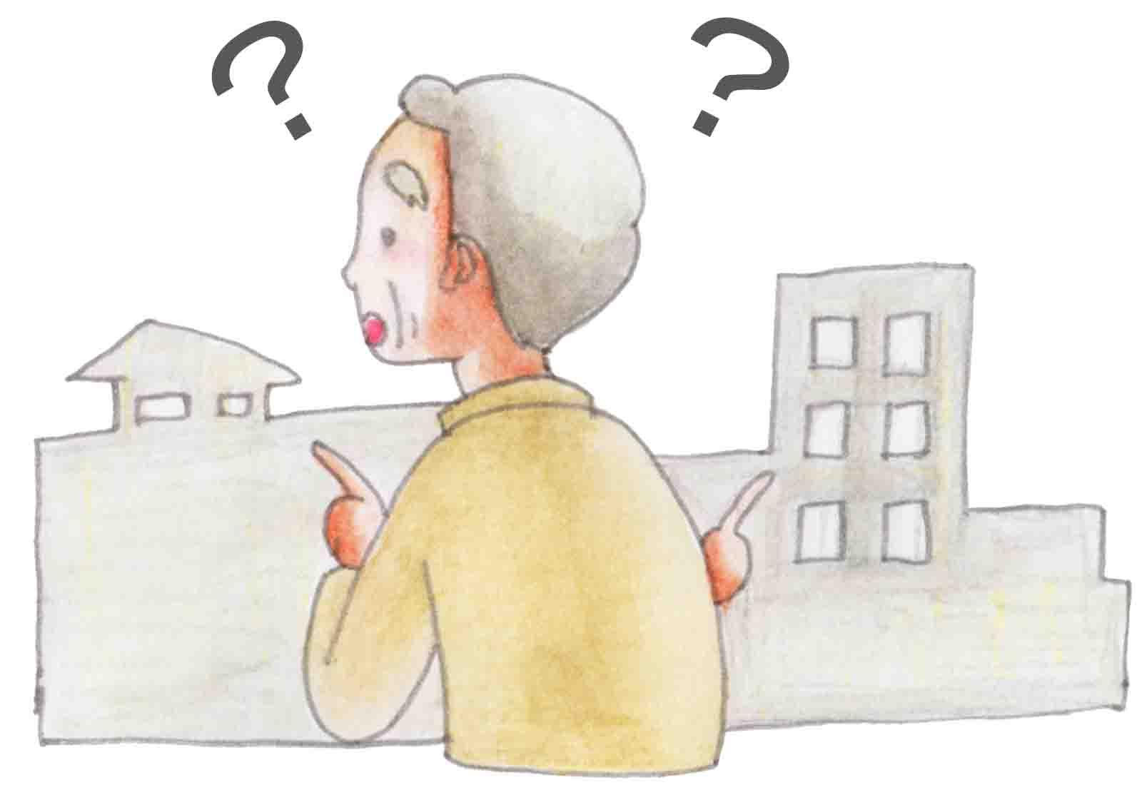 認知症による徘徊を防ぐためには興味の対象を探すこと