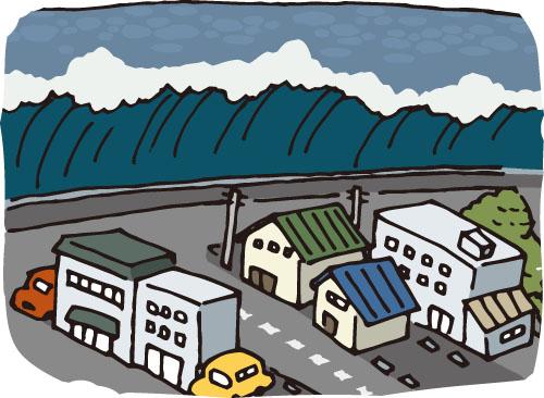 東日本大震災のストレスが原因で認知症になった女性への対応