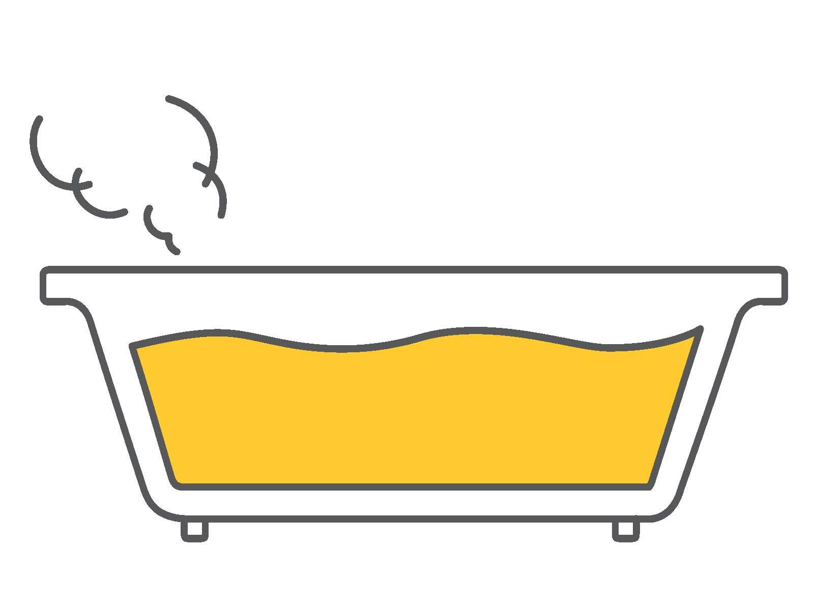入浴介助中に暴力を振るう認知症の人に対する対応事例