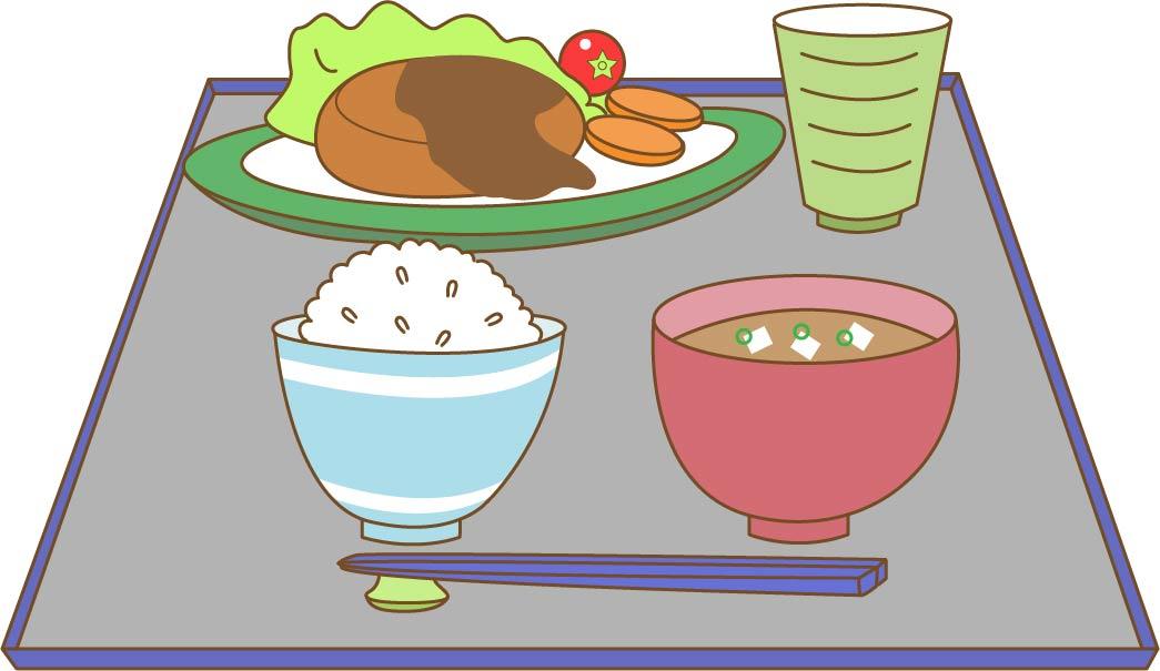 失認などにより食事ができない認知症の人への対応