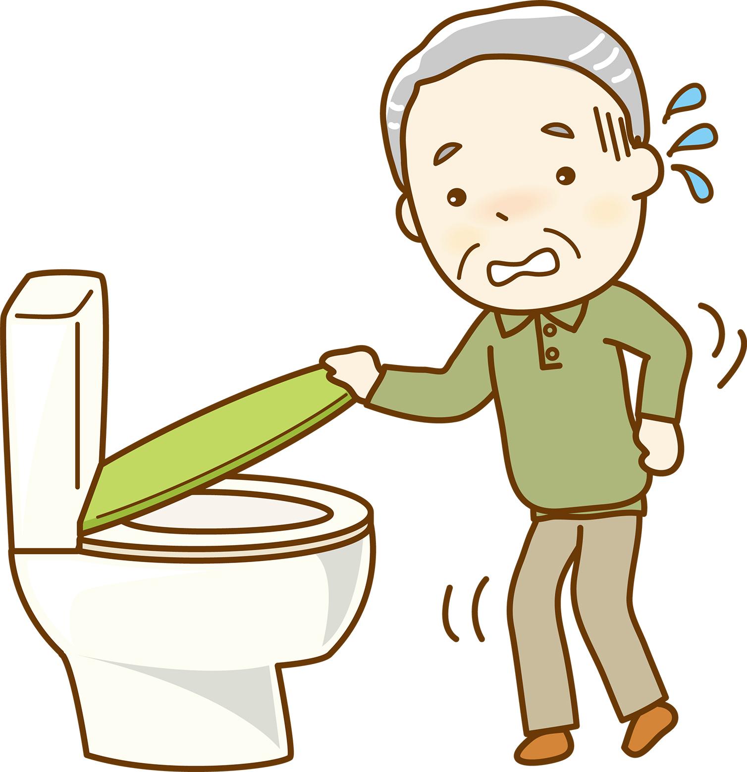 トイレの誘導を拒否する認知症の人に対しての対応
