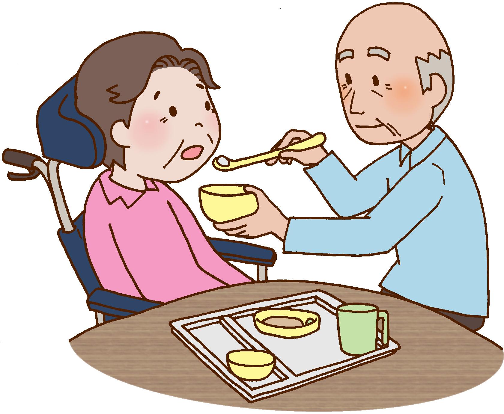 認知症の人が食事をしない場合、どんな理由があるのか